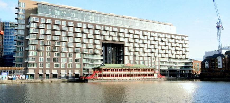 Baltimore Wharf