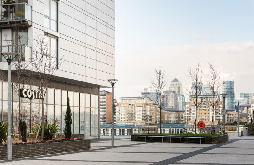 New Capital Quay